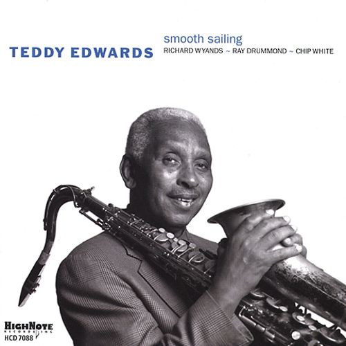 TEDDY EDWARDS - Smooth Sailing cover