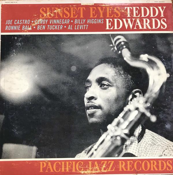 TEDDY EDWARDS - Sunset Eyes cover