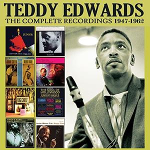 TEDDY EDWARDS - The Complete Recordings 1947-1962 cover