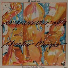 TEO MACERO - Impressions Of Charles Mingus cover