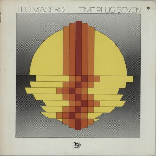 TEO MACERO - Time Plus Seven cover