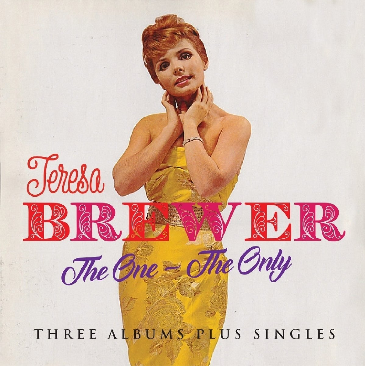 TERESA BREWER - The One the Only cover