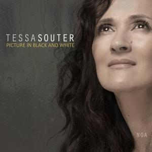 TESSA SOUTER - Picture in Black and White cover