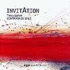 TETSU SAITOH - Invitation cover