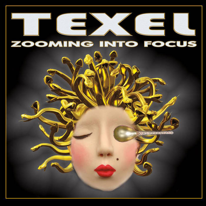 TEXEL - Zooming Into Focus cover