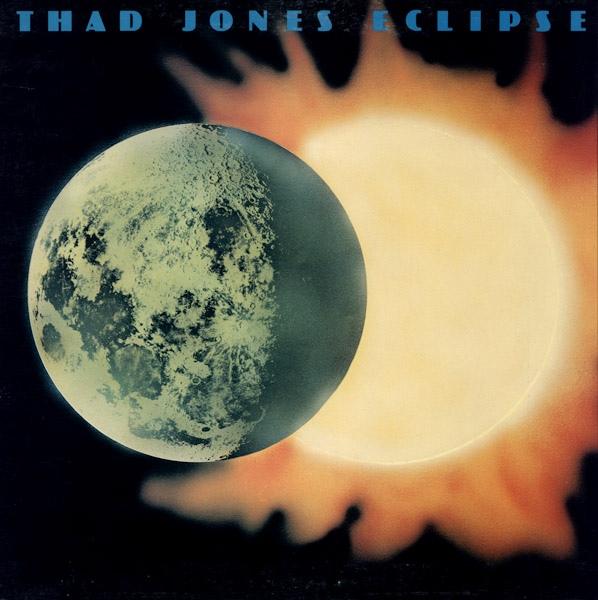 THAD JONES - Eclipse cover