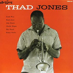 THAD JONES - Thad Jones (aka The Fabulous Thad Jones) cover