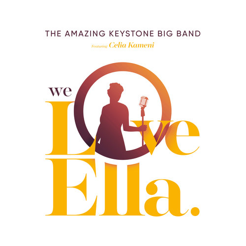 THE AMAZING KEYSTONE BIG BAND - We Love Ella cover