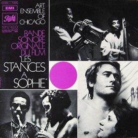 THE ART ENSEMBLE OF CHICAGO - Bande Sonore Originale Du Film