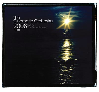 THE CINEMATIC ORCHESTRA - Live at the Roundhouse cover