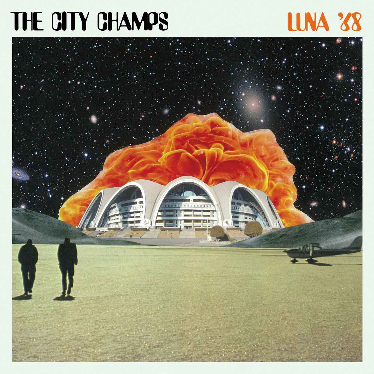 THE CITY CHAMPS - Luna '68 cover