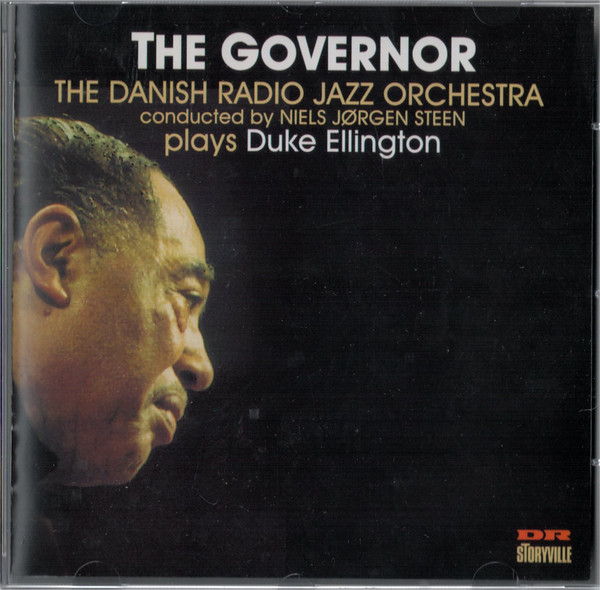 THE DANISH RADIO JAZZ ORCHESTRA - The Governor cover