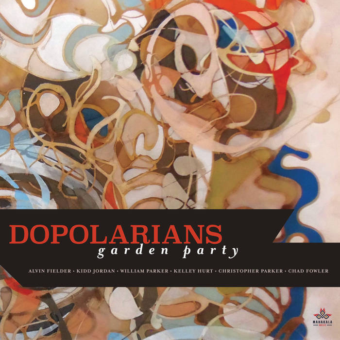 DOPOLARIANS - Garden Party cover