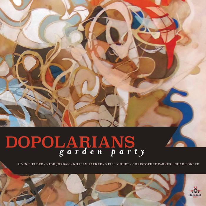 DOPOLARIANS - Garden Party cover
