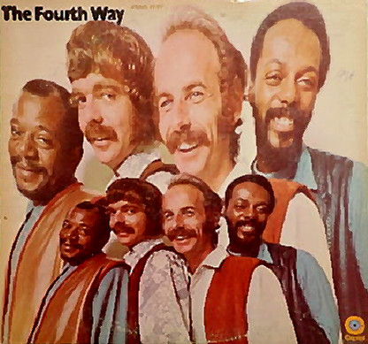 THE FOURTH WAY - The Fourth Way cover