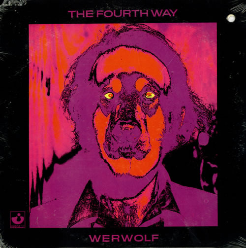 THE FOURTH WAY - Werewolf cover