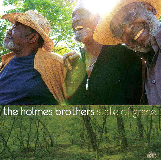 THE HOLMES BROTHERS - State Of Grace cover