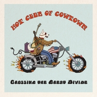 THE HOT CLUB OF COWTOWN - Crossing the Great Divide cover