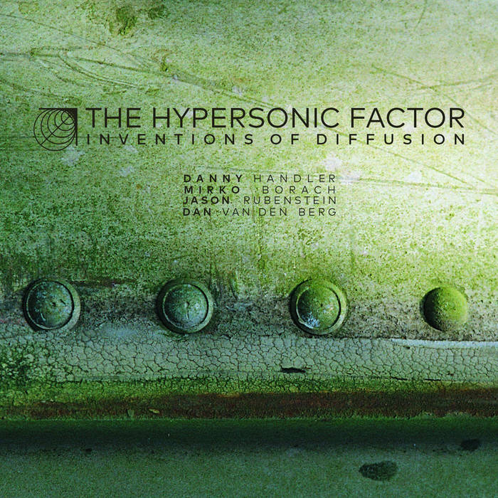 THE HYPERSONIC FACTOR - Inventions of Diffusion cover