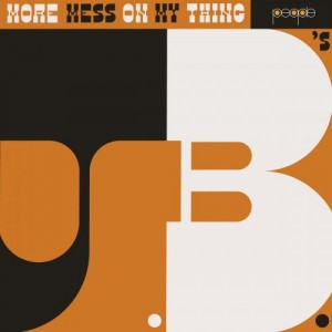 THE J.B.'S / JB HORNS - More Mess On My Thing cover