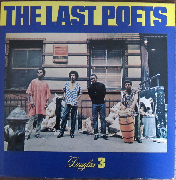 THE LAST POETS - The Last Poets cover