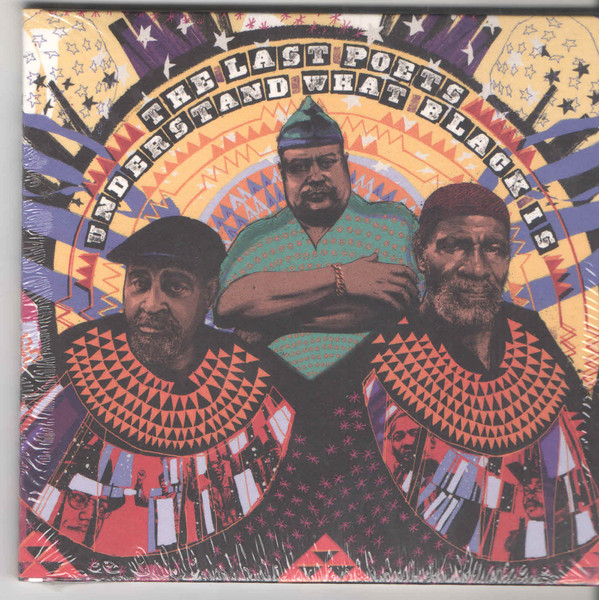 THE LAST POETS - Understand What Black Is cover