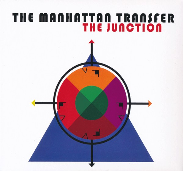 THE MANHATTAN TRANSFER - The Junction cover
