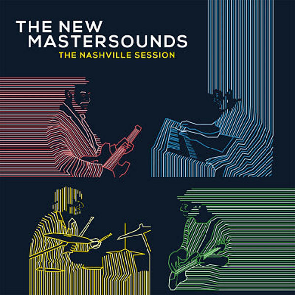 THE NEW MASTERSOUNDS - The Nashville Session cover