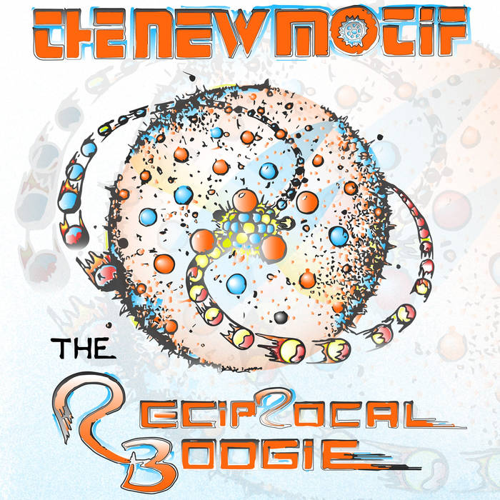 THE NEW MOTIF - The Reciprocal Boogie cover