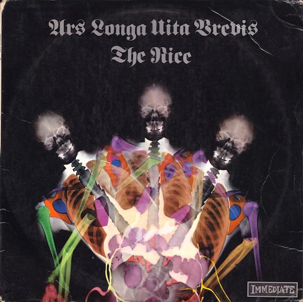 THE NICE - Ars Longa Vita Brevis cover