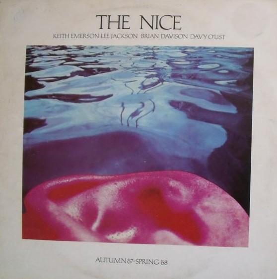 THE NICE - Autumn '67 Spring '68 (aka Autumn to Spring) cover