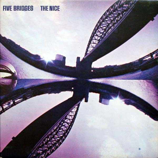 THE NICE - Five Bridges cover