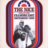 THE NICE - Live At The Fillmore East December 1969 cover