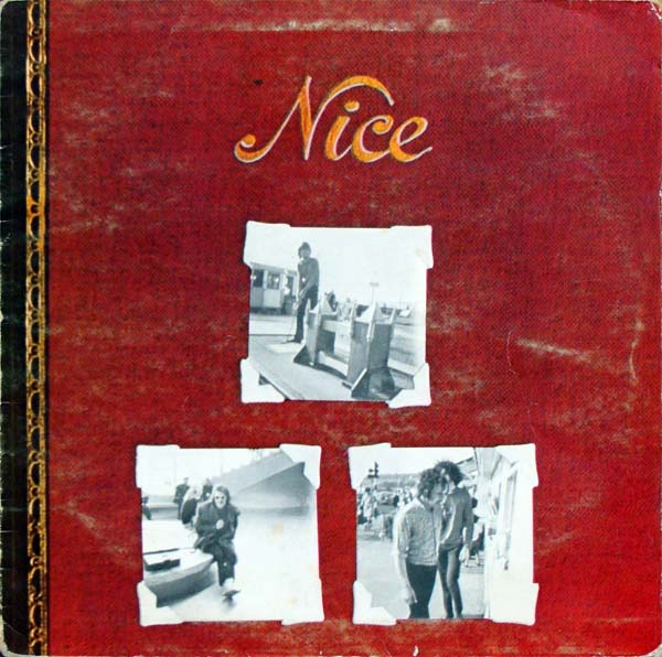 THE NICE - Nice (aka Everything As Nice As Mother Makes It ) cover