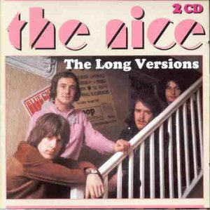 THE NICE - The Long Versions cover