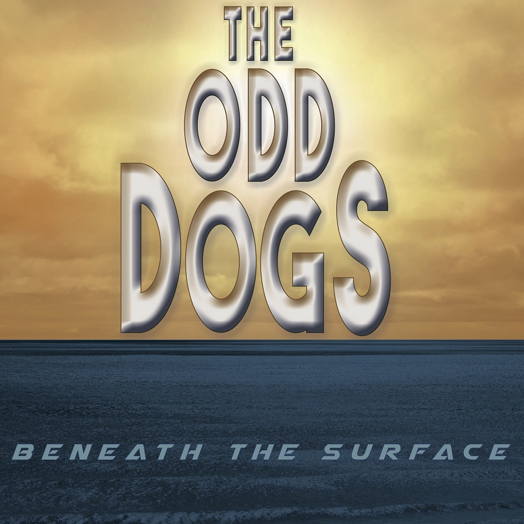 THE ODD DOGS - Beneath the Surface cover