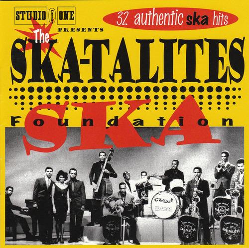 THE SKATALITES - Foundation Ska cover
