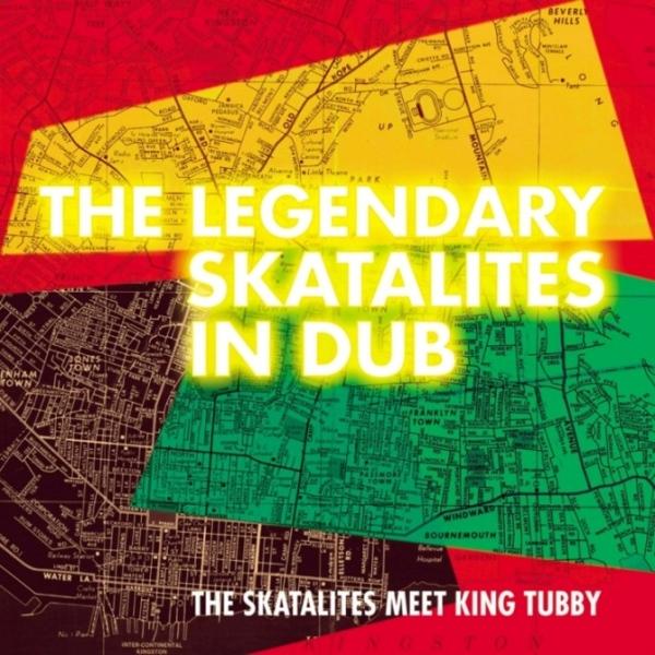 THE SKATALITES - The Legendary Skatalites In Dub cover