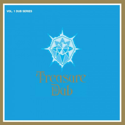 THE SUPERSONICS - The Supersonics Treasure Dub Vols. 1 & 2 cover