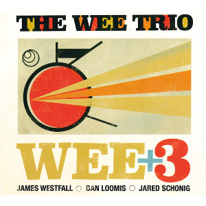 THE WEE TRIO - Wee+3 cover
