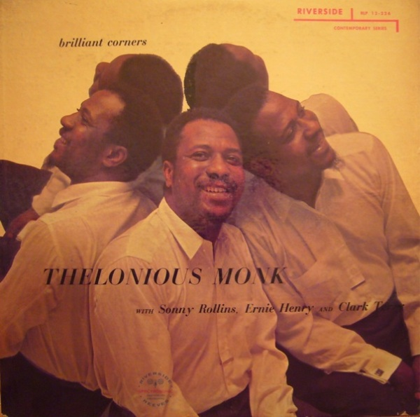 THELONIOUS MONK - Brilliant Corners cover