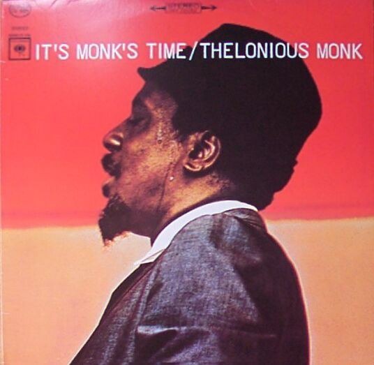 THELONIOUS MONK - It's Monk's Time cover