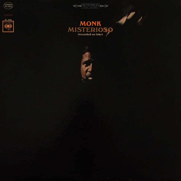 THELONIOUS MONK - Misterioso (Recorded on Tour) cover