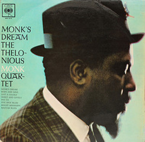 THELONIOUS MONK - Monk's Dream cover