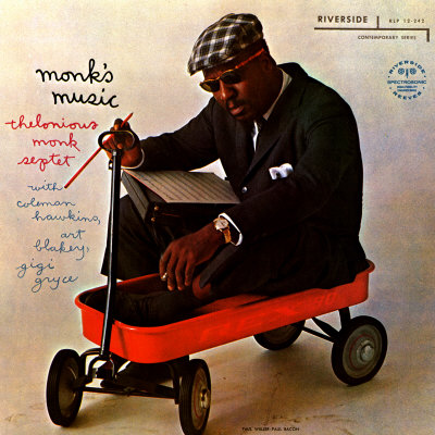 THELONIOUS MONK - Monk's Music cover