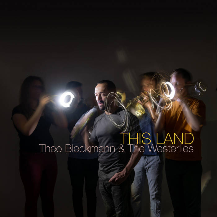 THEO BLECKMANN - Theo Bleckmann & The Westerlies : This Land cover