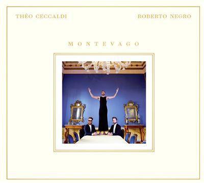 THÉO CECCALDI - Théo Ceccaldi, Roberto Negro : Montevago cover