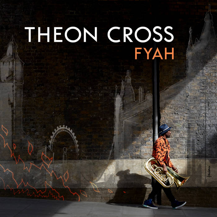 THEON CROSS - Fyah cover