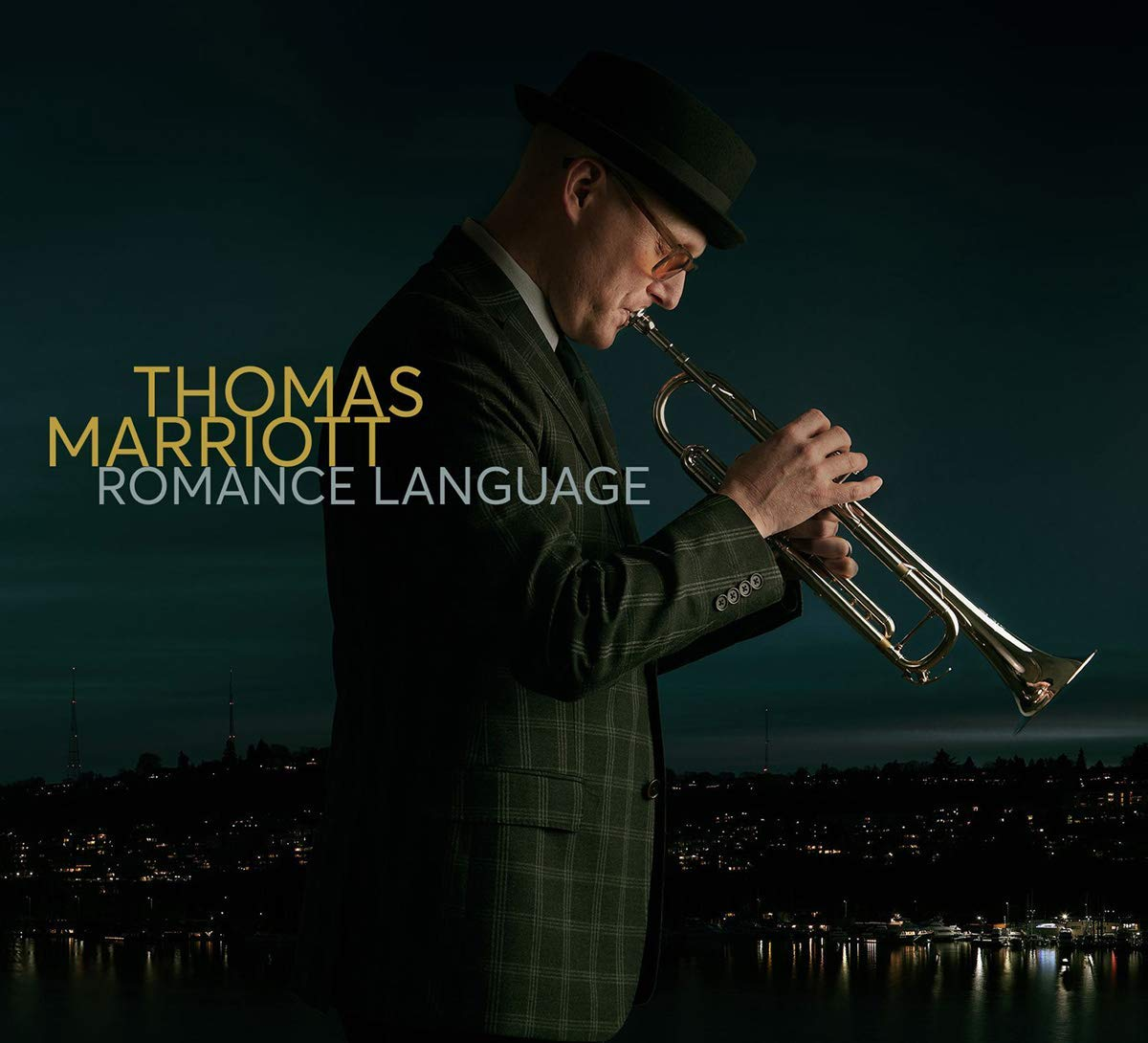THOMAS MARRIOTT - Romance Language cover
