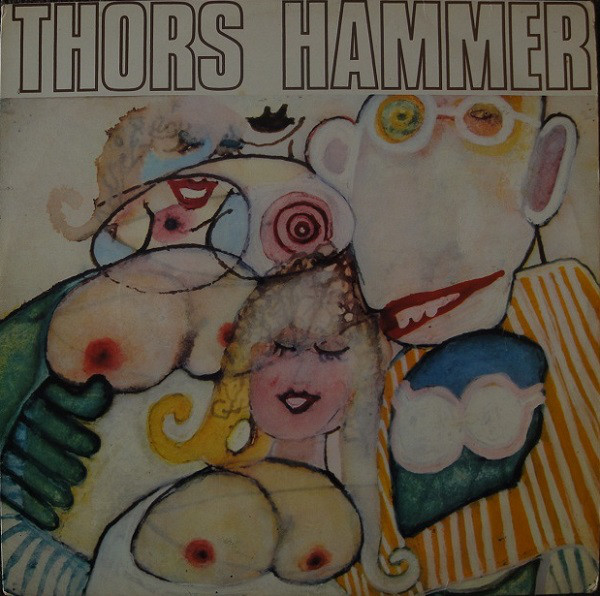 THORS HAMMER - Thors Hammer cover